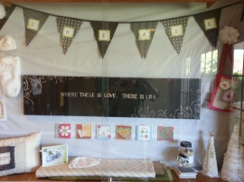 Display by Michelle Bailey