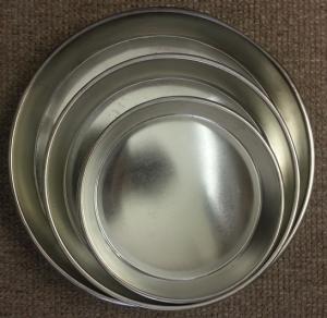 CP 103 ROUND CAKE PAN SET