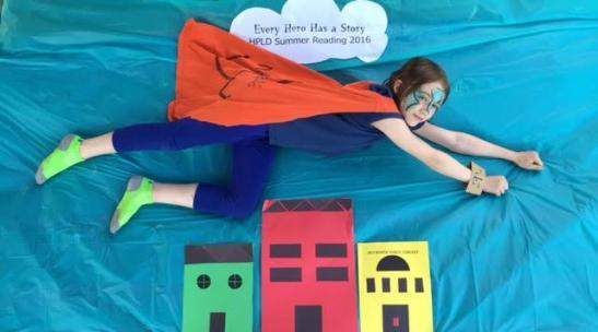 Miranda Stanek SRP 2016 kick off Every Hero has a Story