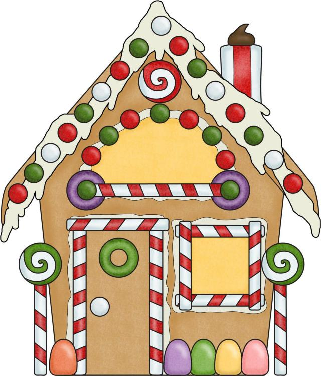 Gingerbread House Display Challenge! | Heyworth Public Library District